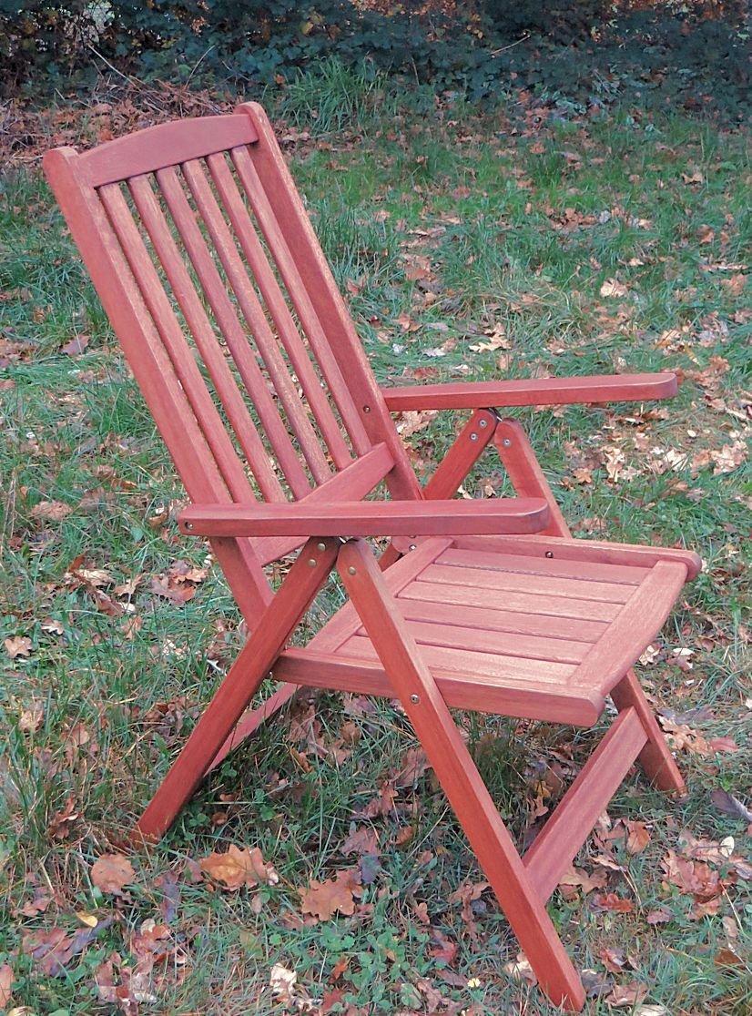 Holzstuhl Relaxsessel Gartenmöbel Sessel Stuhl Gartenstuhl Liege klappbar und verstellbar günstig bestellen