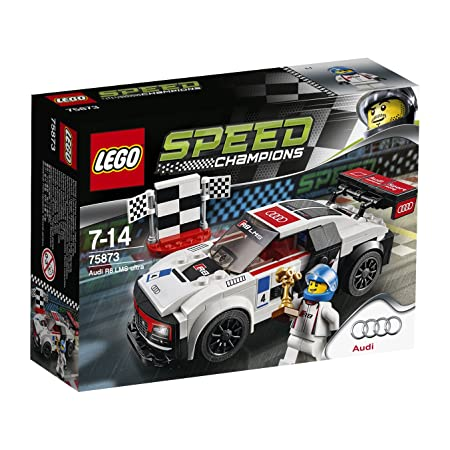 LEGO - 75873 - Speed Champions -  Jeu de Construction - Audi R8 LMS ultra
