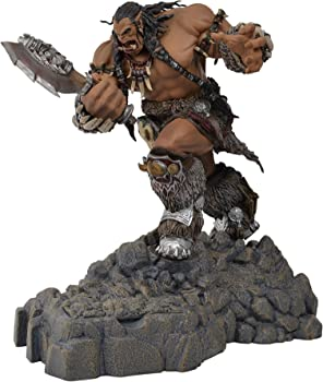 Swordfish Tech Accessory Warcraft Durotan Statue Charging Dock