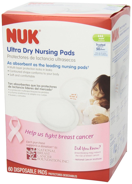 Nuk Ultra Dry Nursing Pads