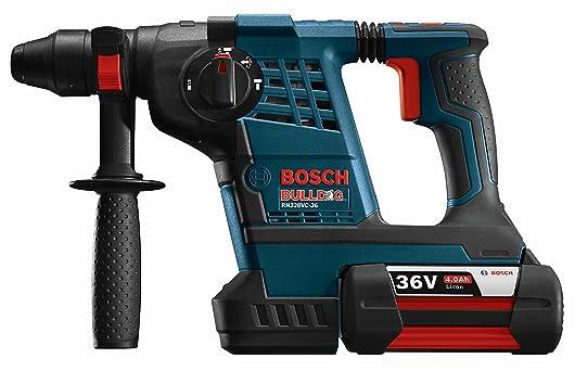 Bosch RH328VC-36K 36V SDS-plus Rotary Hammer, 1-1/8