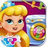 小さなお手伝い姫 - 遊びながら宮殿をケア