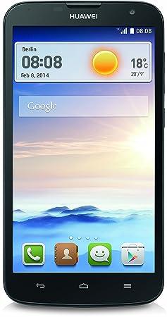 Huawei Ascend G730 Smartphone débloqué (Ecran: 5.5 pouces) Noir (import Italie)