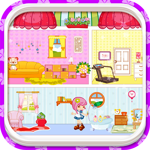 Decorating Houses Games For Girls