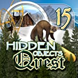 Free Android App: Hidden Objects Quest 15: WINTERLAND