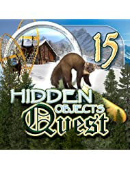 Hidden Objects Quest 15: WINTERLAND by Synthesis Design Solutions (Feb
