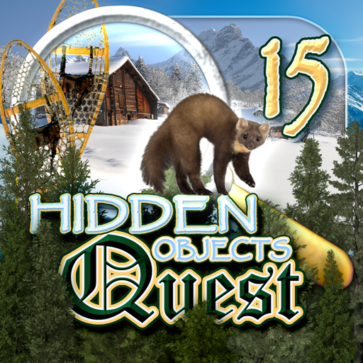Free App of the Day: Hidden Objects Quest 15: WINTERLAND