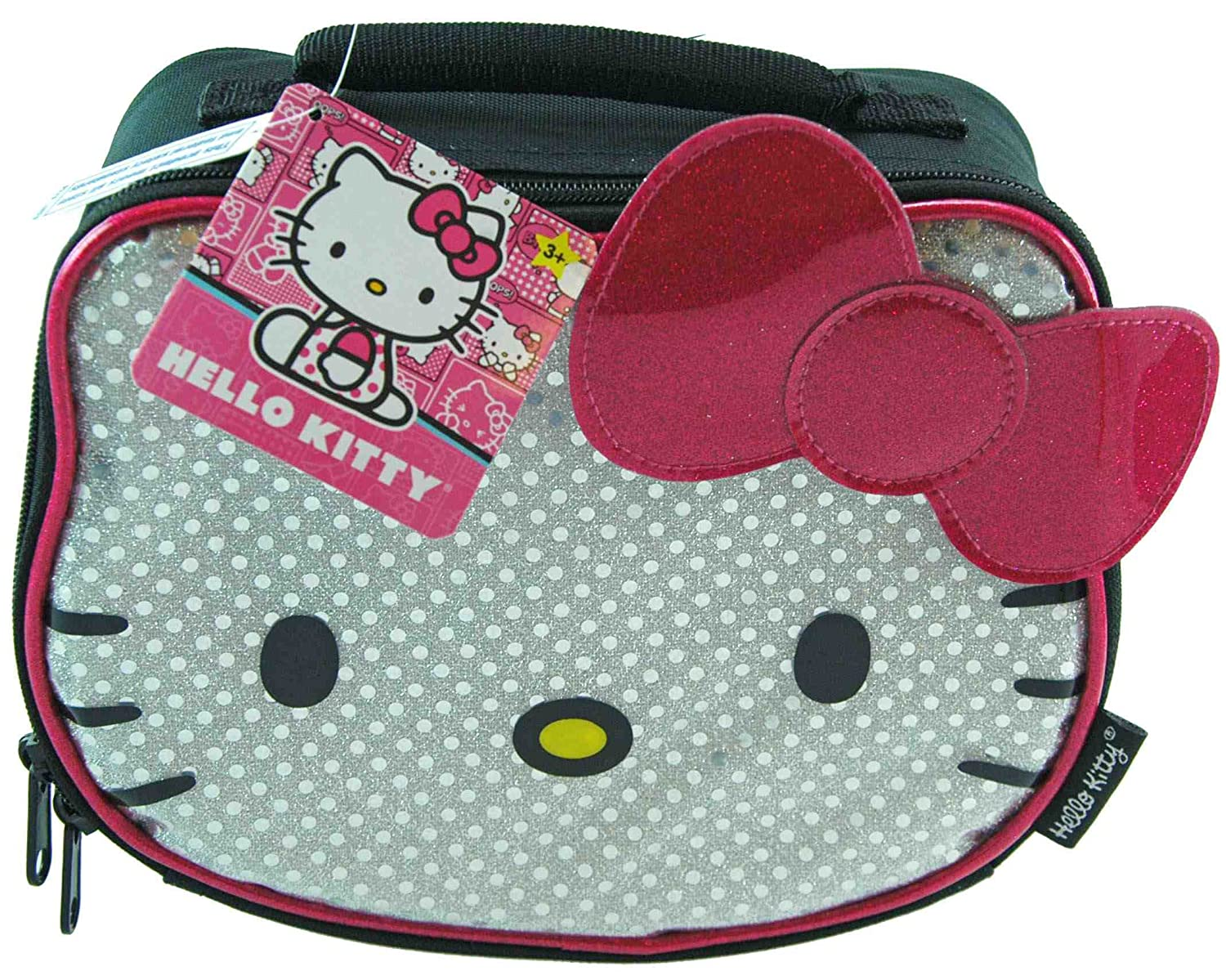 Hello Kitty Soft Lunch Bag