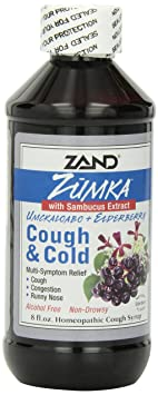 Отзывы Zumka Cough and Cold