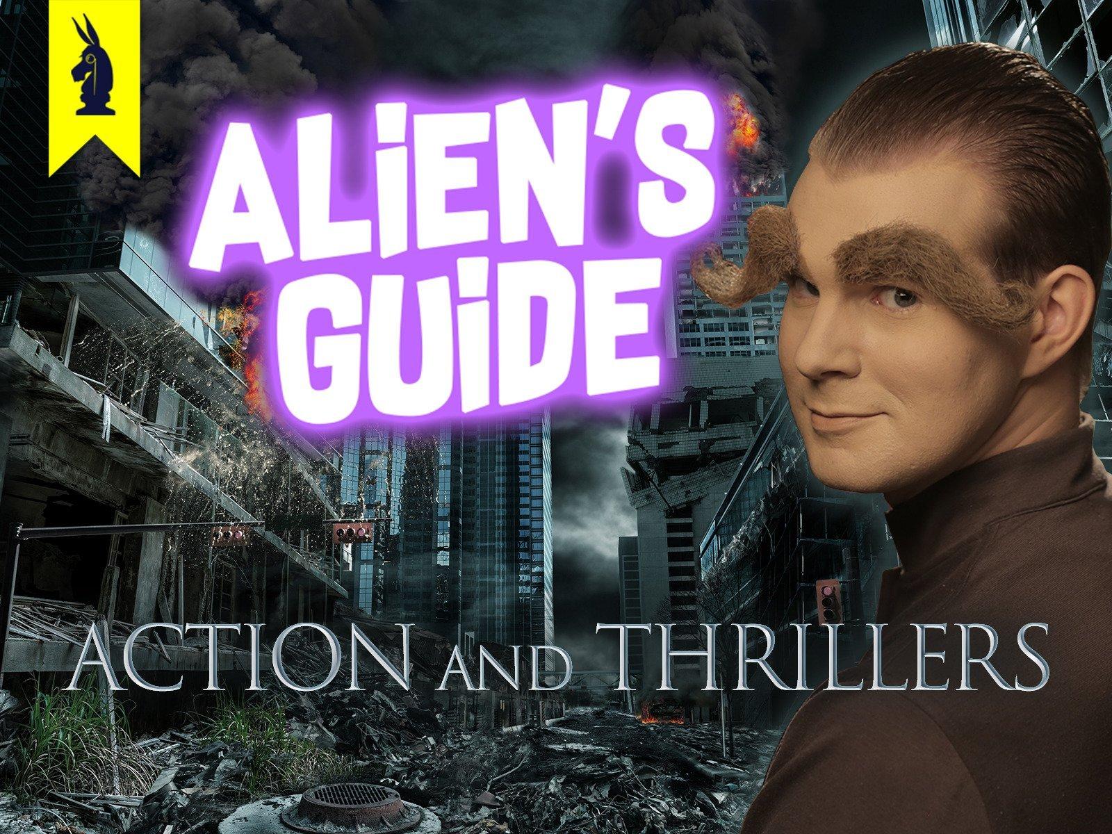 Alien's Guide - Season 6