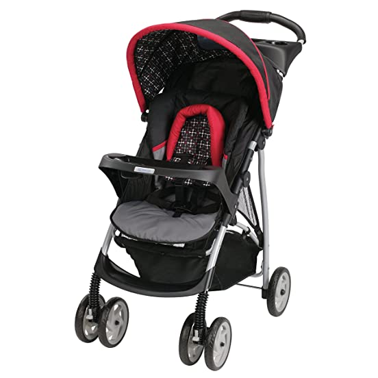Graco LiteRider Click Connect Stroller, Marco