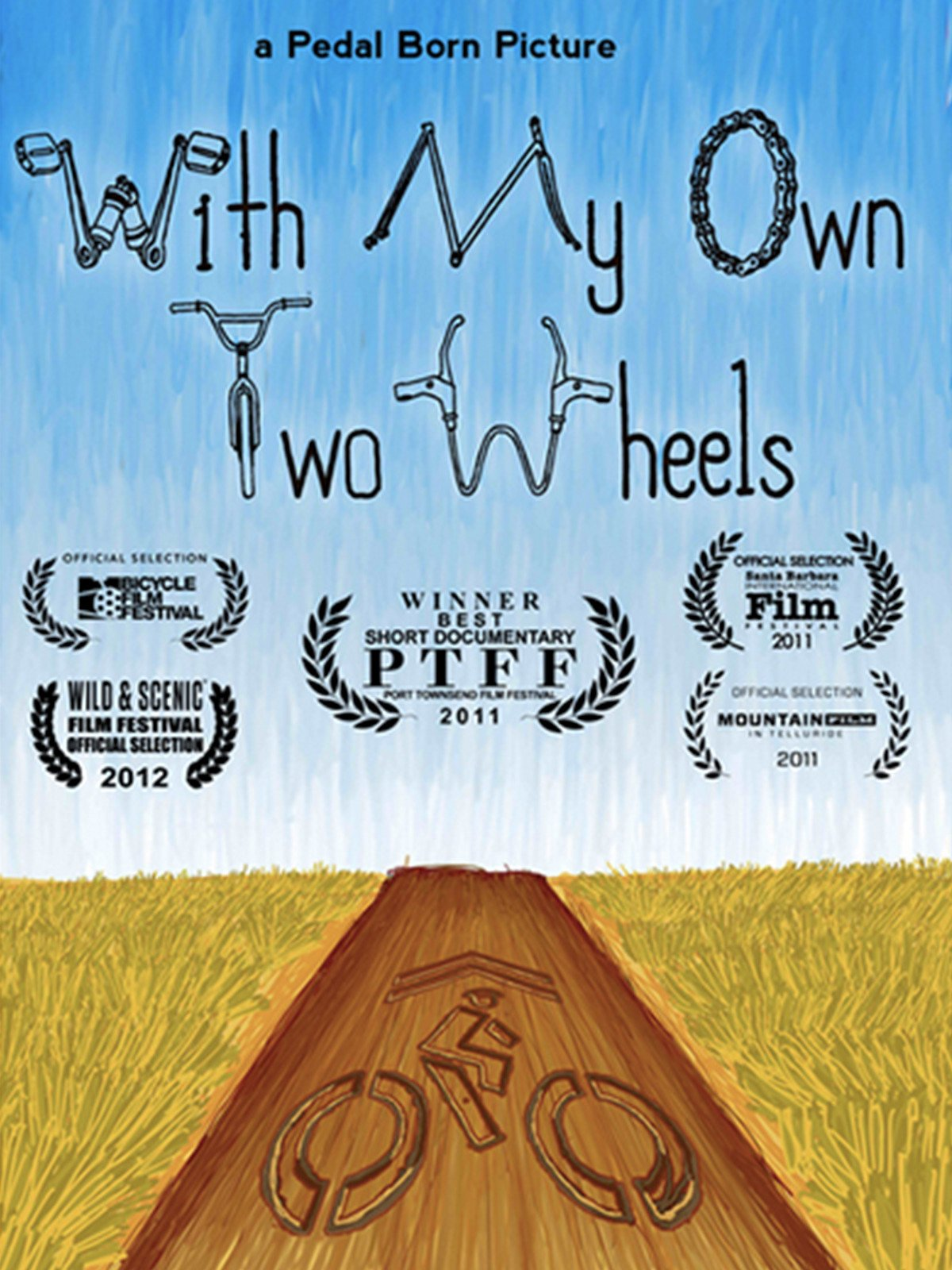 With My Own Two Wheels on Amazon Prime Instant Video UK