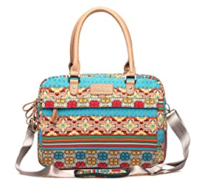 J Bonest® 14 14.1Inch Fashion Bohemian Style CanvasCustomer reviews and more information