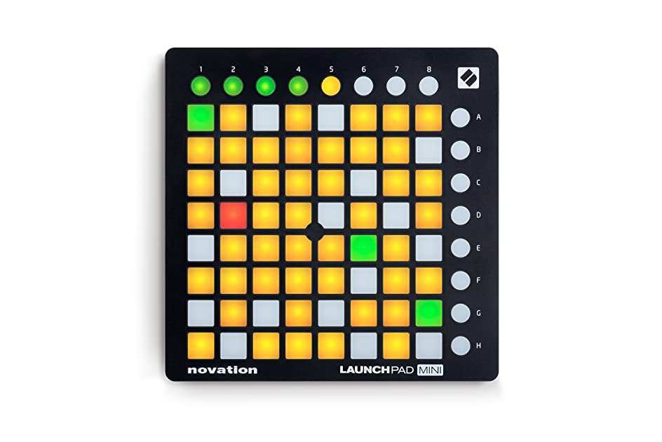 Novation launchpad mini compact usb grid controller for - Difference between ableton live lite and full version ...