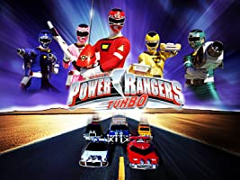 Power Rangers Turbo Season 1