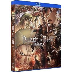 Attack on Titan: Season 3 [Blu-ray]
