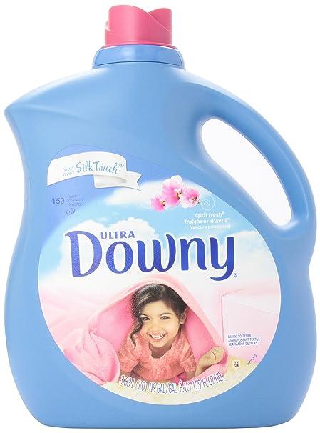 Downy Ultra April Fresh Liquid Fabric Softener, 150 Loads, 3.83-Liter: Amazon.ca: Health & Personal Care