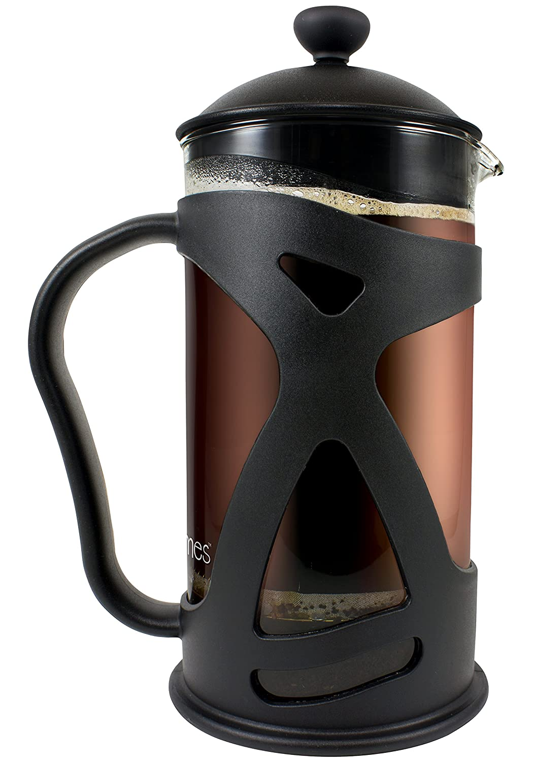 The KONA 34 Oz French Pot is the best coffee press within this price range.