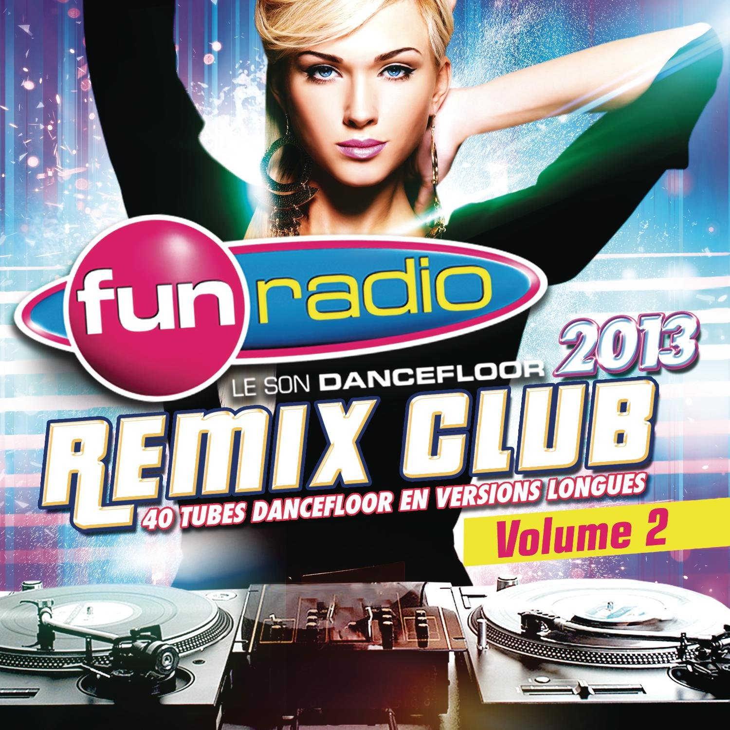 Fun Radio - Remix Club 2013 Vol. 2