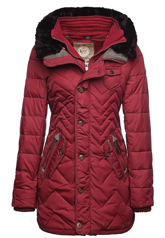 khujo Damen Jacke TORE WITH INNER JACKET 1211JK153J_633 online kaufen