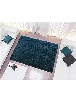 4 benuta tapis shaggy poils longs longues m ches coco coco pas cher bleu. Black Bedroom Furniture Sets. Home Design Ideas