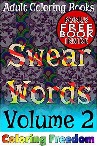Adult Coloring Books Swear Words Volume 2