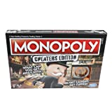 Monopoly Game: Cheaters Edition Board Game Ages 8 and Up (Tamaño: Single Pack)