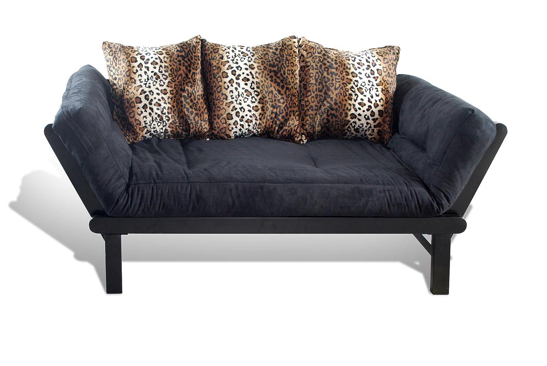 HUDSON COMBO Black Leopard