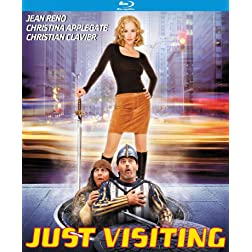 Just Visiting (Special Edition) [Blu-ray]
