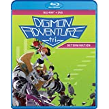 Digimon Adventure Tri.: Determination (Bluray/DVD Combo) [Blu-ray]