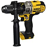 DEWALT DCD985B 20-Volt MAX Lithium Ion 1/2-Inch Hammer Drill/Drill Driver  (Tool Only) (Color: Yellow)