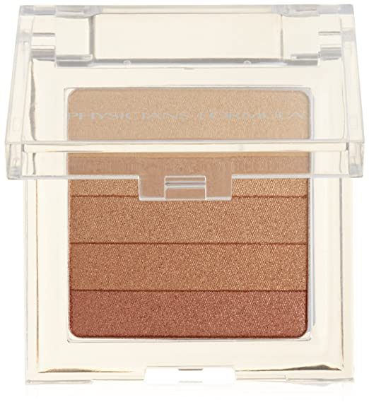 Physicians Formula Shimmer Strips, Vegas Strip/Light Bronzer, 0.3 Ounce