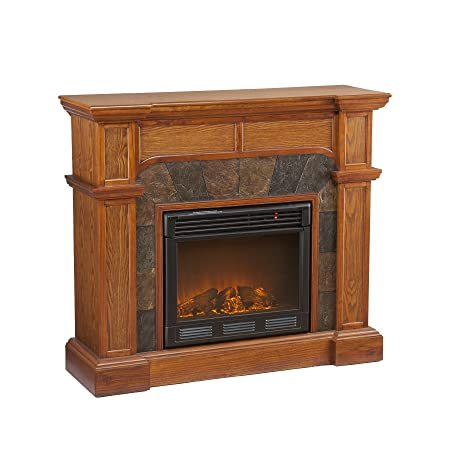 Southern Enterprises Cartwright Electric Fireplace