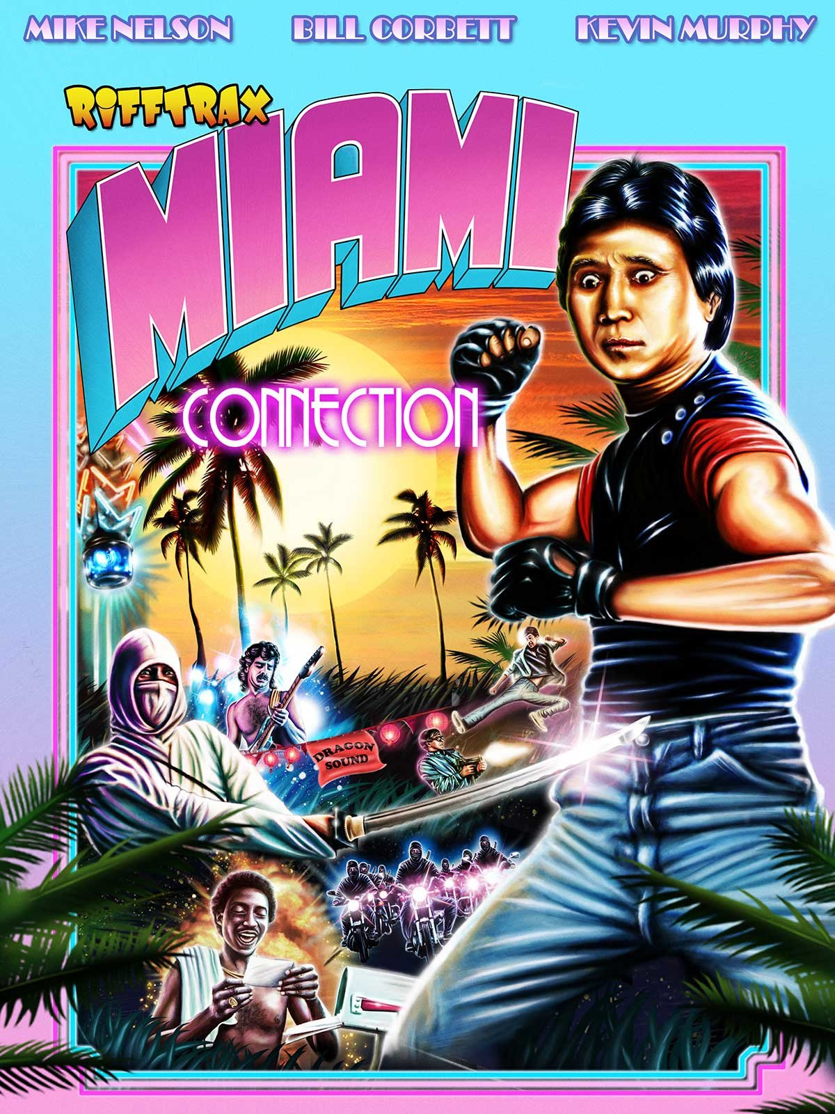 RiffTrax Miami Connection