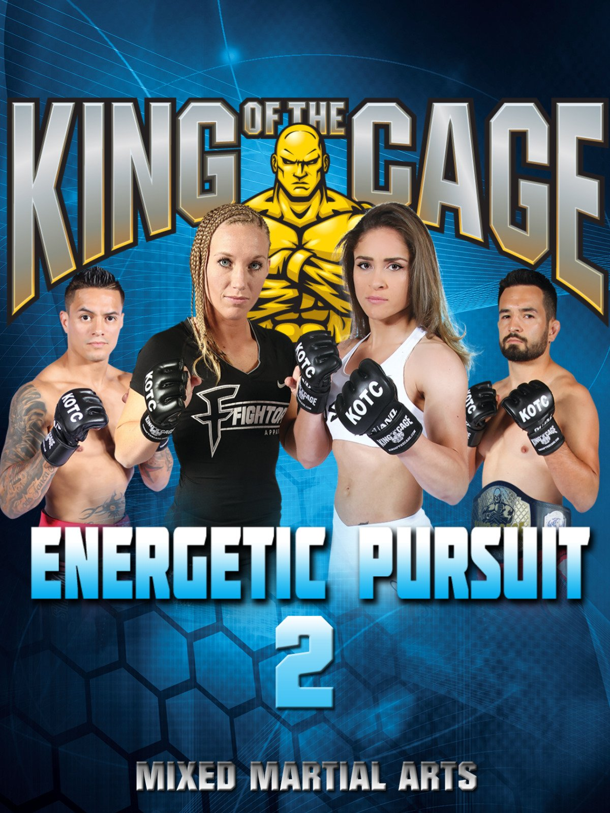 King of the Cage Energetic Pursuit 2