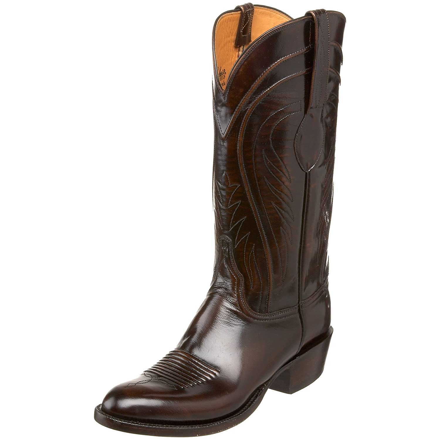 Lucchese Classics Men's L1507.63 Boot,Brown,7.5 EE US