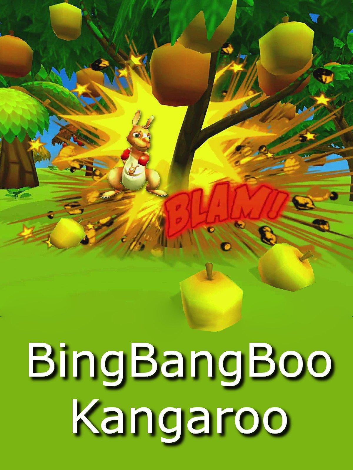 BingBangBoo Kangaroo