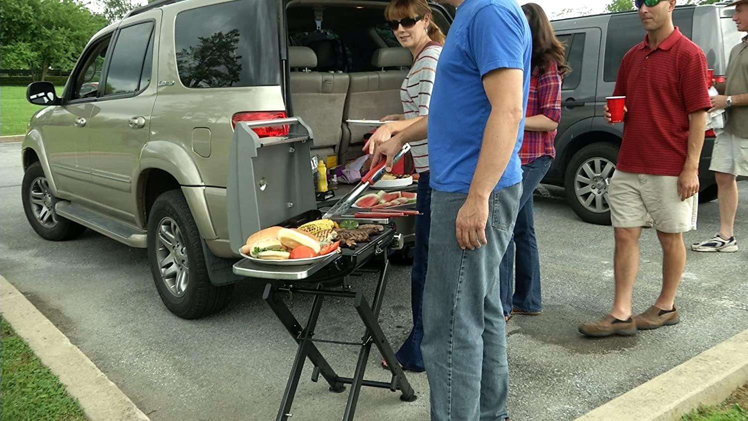 Best Portable Gas Grills for Tailgating.
