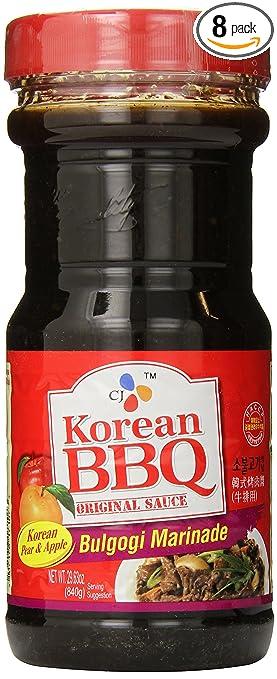 korean bbq marinade recipes  u2014 dishmaps