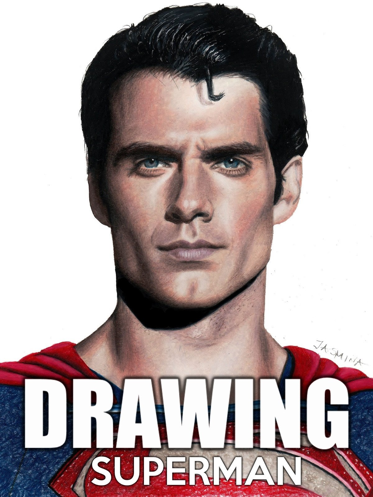 Clip: Drawing Superman