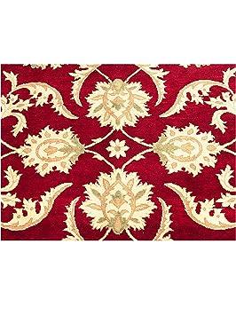 benuta tapis classique d 39 orient ziegler ziegler pas cher rouge 208x300 cm sans. Black Bedroom Furniture Sets. Home Design Ideas