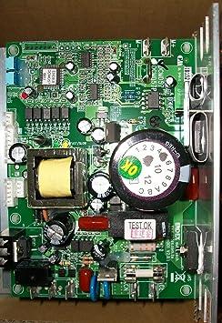 ᓇ Circuit Imprime Pour Controle Moteur Tapis Roulant Tapis De