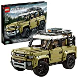 LEGO Technic Land Rover Defender 42110 Building Kit, New 2019 (2,573 Pieces) (Renewed) (Color: Multi)
