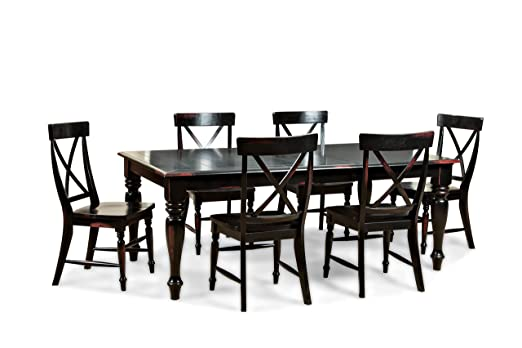 Janes Gallerie Roanoke 7-piece Dining Set