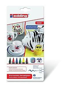 Edding 4200-6-S-000 - Rotulador, 6 unidades   revisión y más información