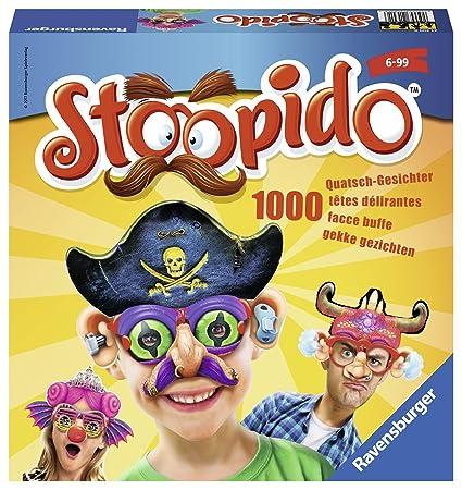 Ravensburger Reaktionsspiel Stoopido