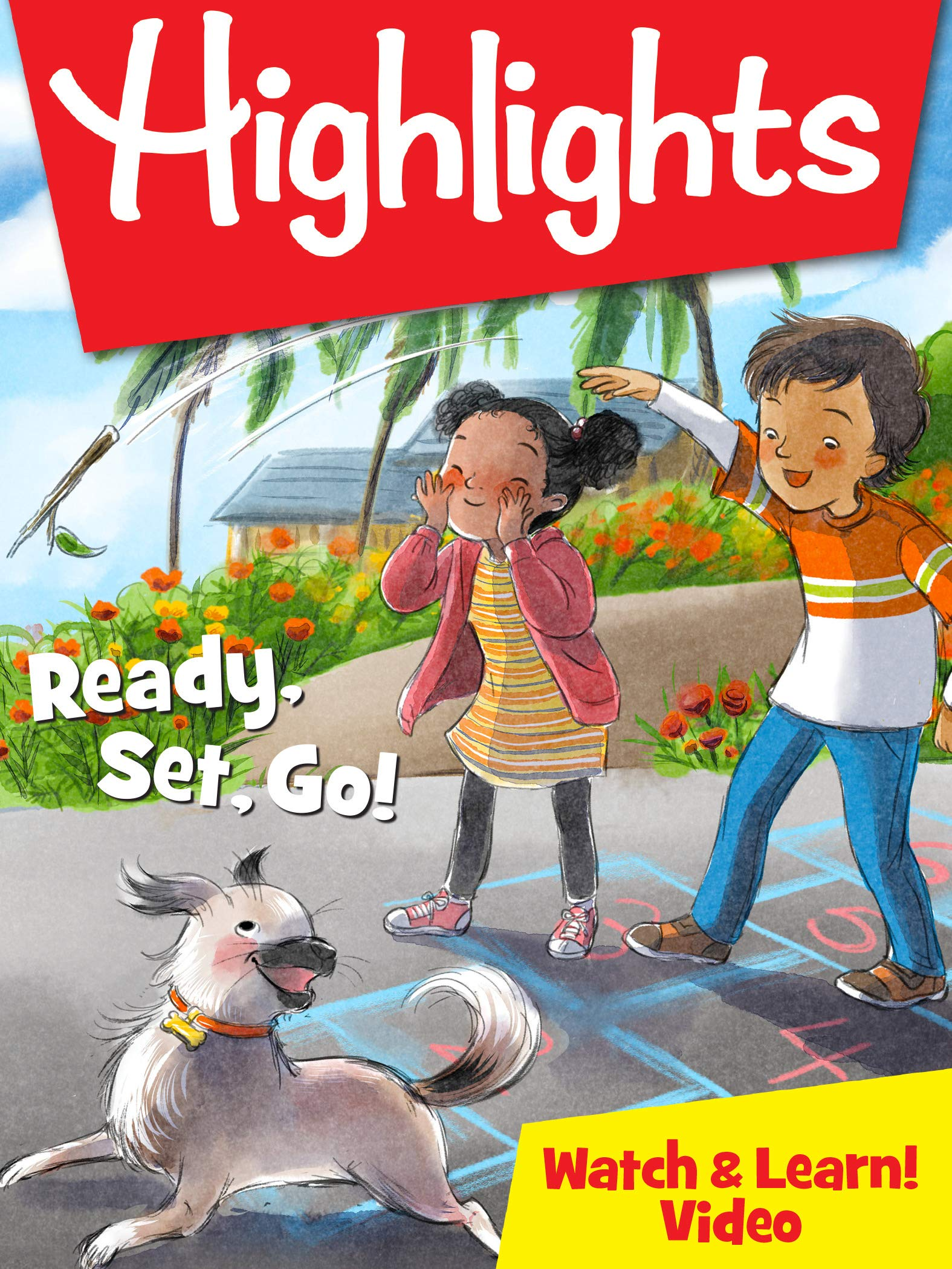 Highlights - Ready, Set, Go! on Amazon Prime Video UK