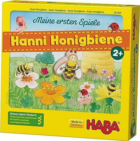 Mes premiers jeux Abella l'abeille - Haba