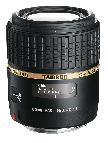 Tamron Objectif SP AF 60mm F/2,0 Di II LD Macro 1/1 - Monture Canon