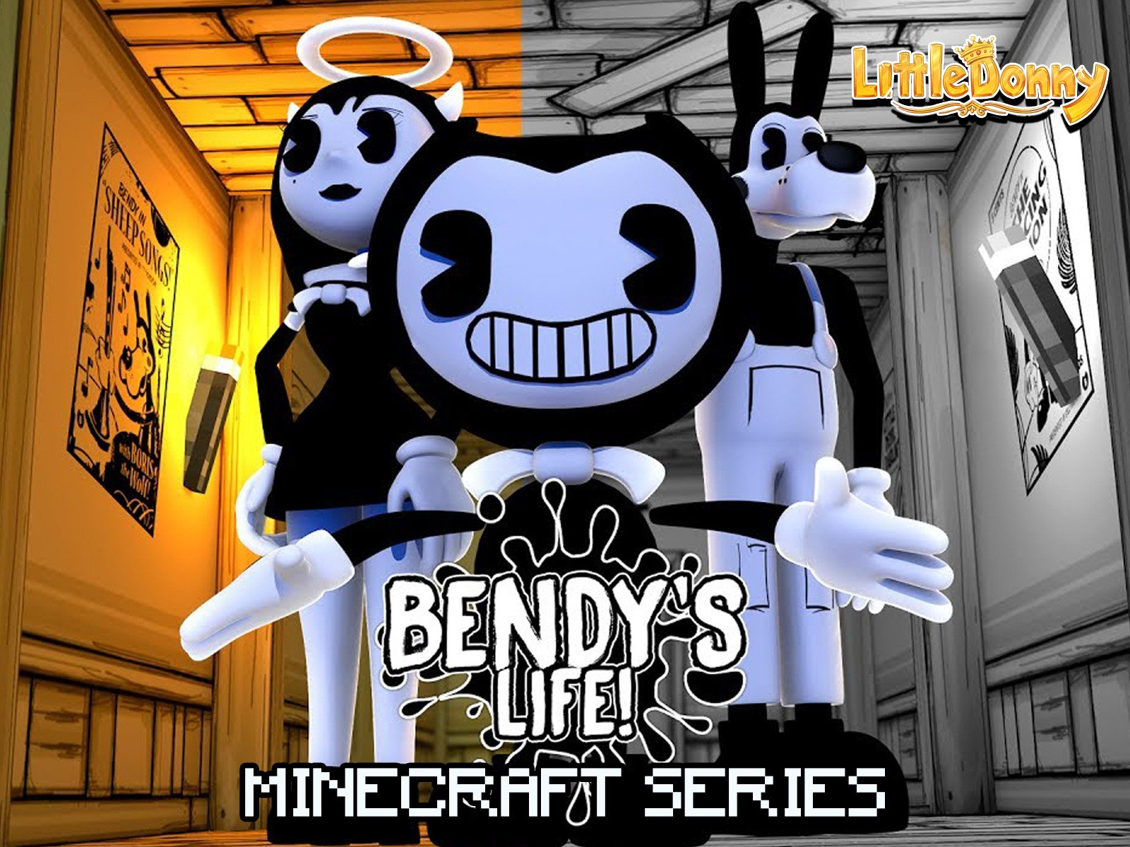 Little Donny: Bendy's Life! on Amazon Prime Video UK